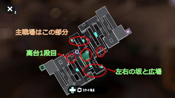 タチウオパーキングマップ